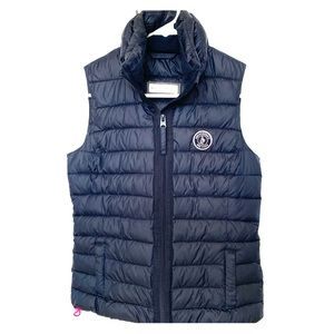 Puffer Vest Abercrombie & Fitch